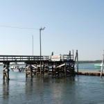 Dock at Pine Point